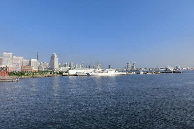 横浜防災海上基地