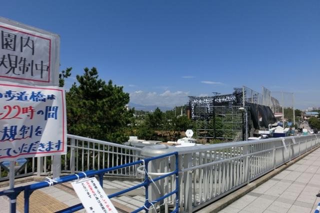 茅ヶ崎公園野球場(全景)