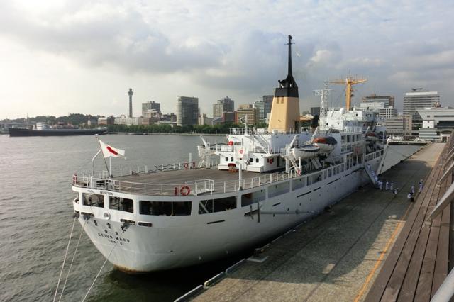 将来の日本の海運を支える船長と機関士のたまご達