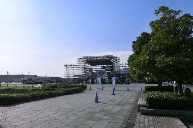 スピッツ 横浜サンセット 2013