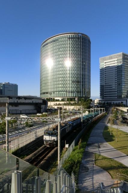 高島線 貨物列車