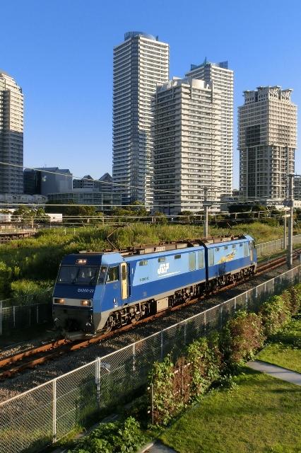 高島線 貨物列車 EH200-22