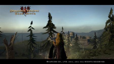 データ4    明け方、ヒルフィギュアの丘からの眺め。