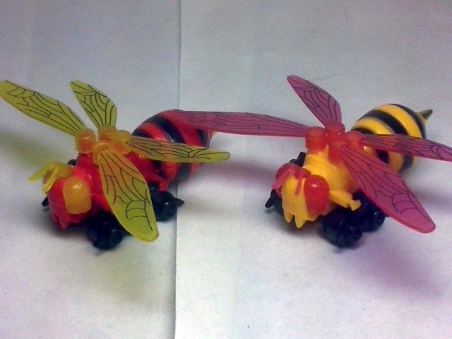 昆虫合体ロボ=インセクターΣ 08