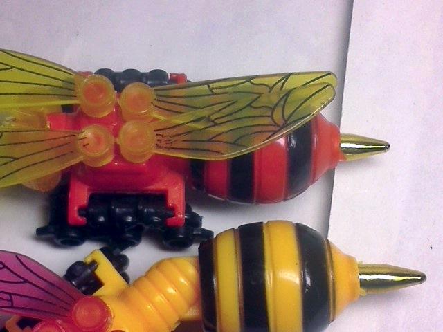 昆虫合体ロボ=インセクターΣ 09