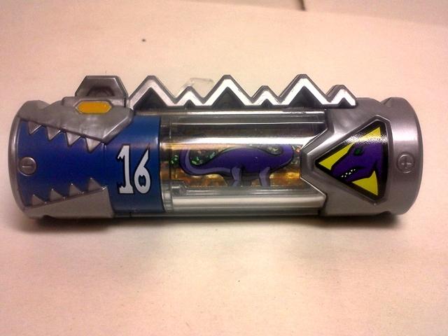 ガーディアンズの獣電池 1602