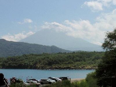 富士山精進湖