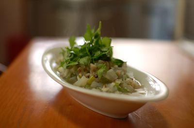 野菜リゾット