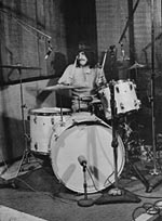 John Bonham mic setting