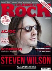 Steven Wilson Mag Cover