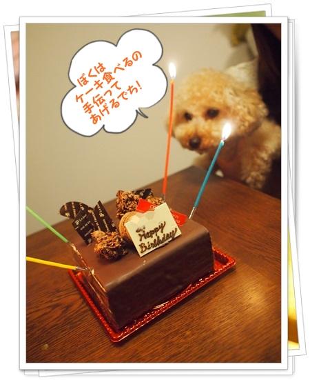 2013043010ケーキ食べるの手伝うでち
