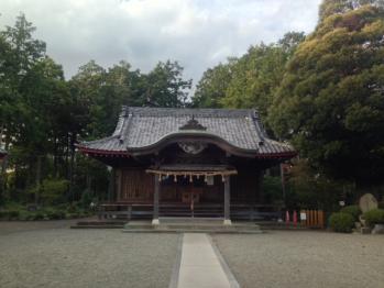 上粕屋神社②