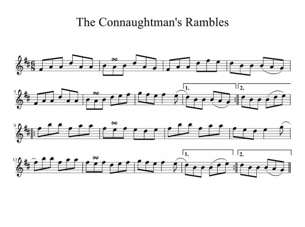 Connaughtmans Rambles, The-1