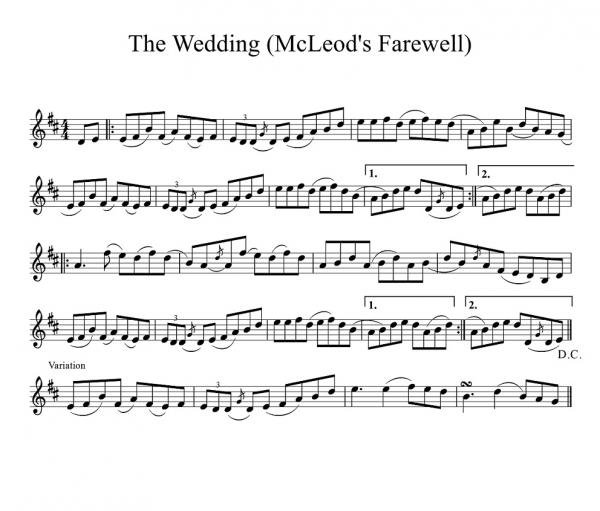Wedding, The (McLeods Farewell)2013-1-1