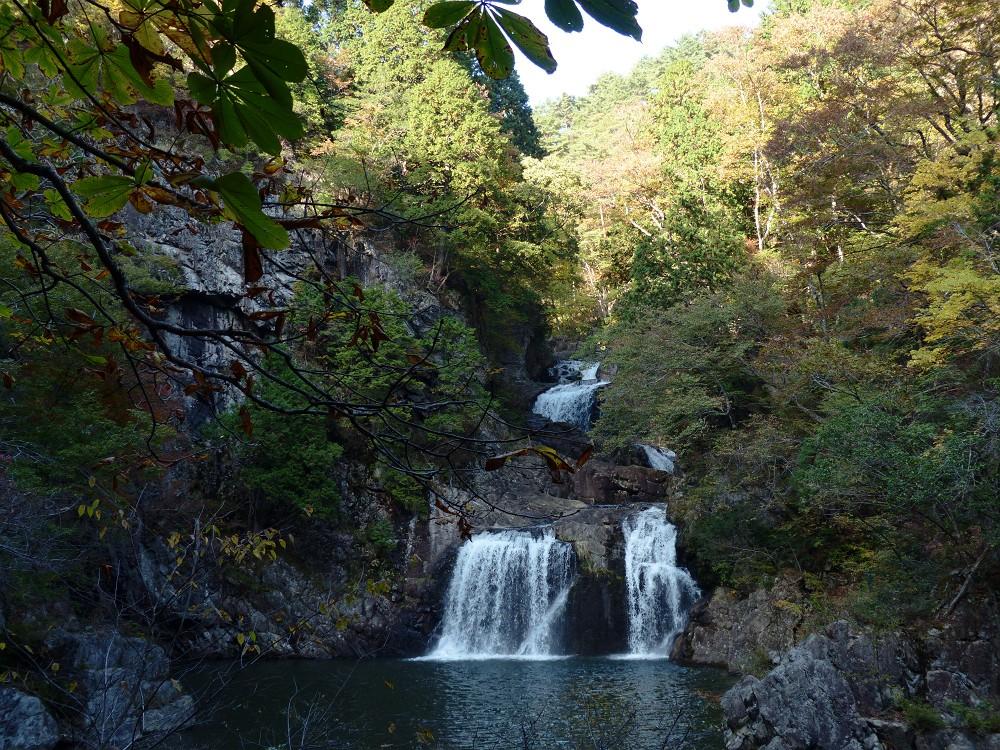 三ツ滝 (三段峡)