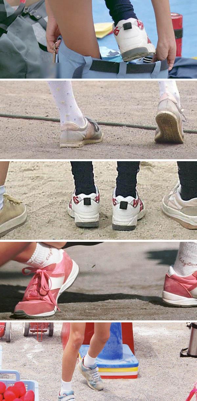 ブルマー体操服・運動靴 DF研02