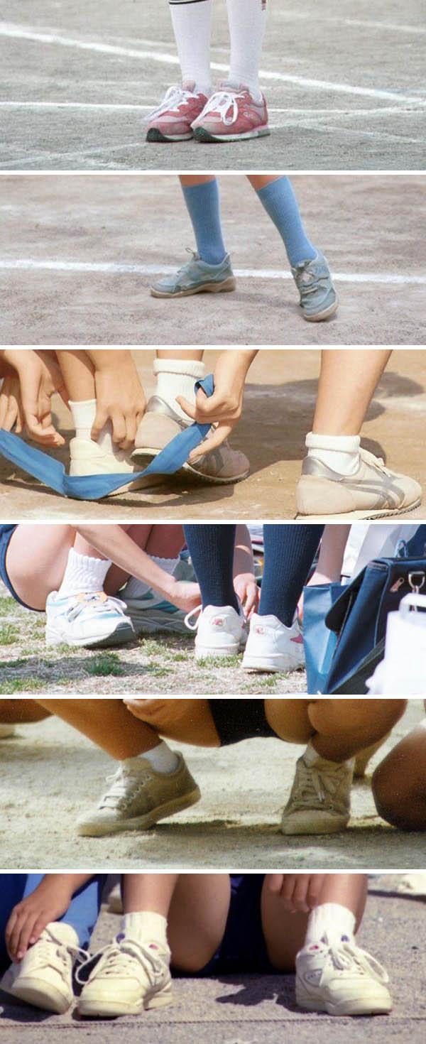 ブルマー体操服・運動靴 DF研04