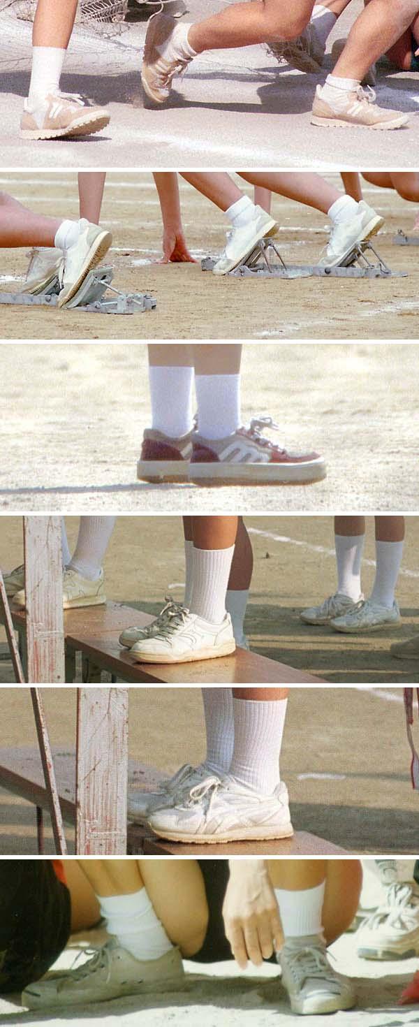ブルマー体操服・運動靴 DF研05