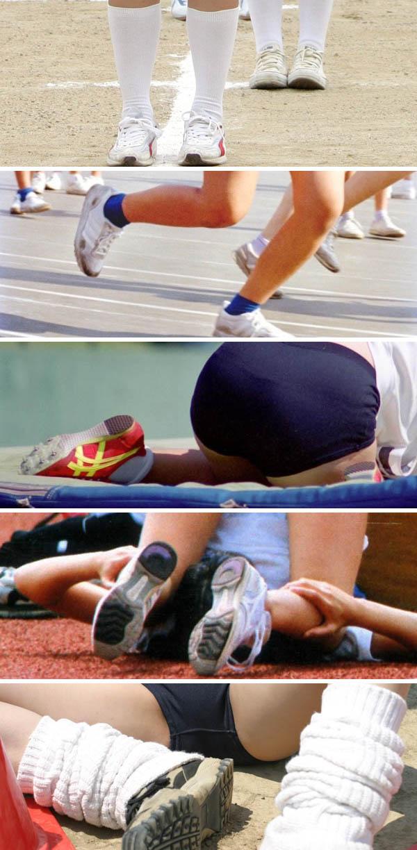 ブルマー体操服・運動靴 DF研06