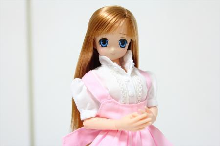 アンナミラーズ制服のサアラさん5