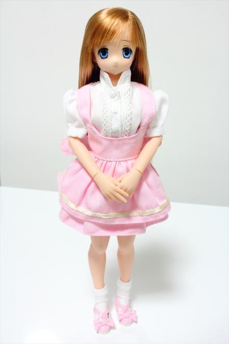 アンナミラーズ制服のサアラさん3