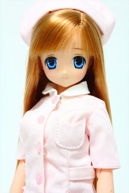 ナース服のサアラさん3