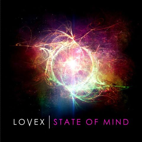 Lovex State of Mind kansi