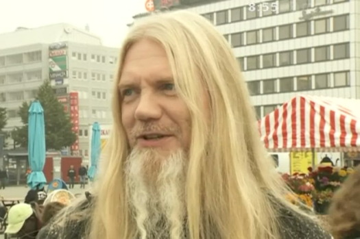 Nightwish Marco Huomenta Suomi