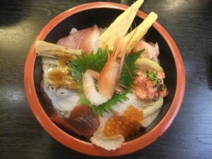 海鮮丼DSCF1380