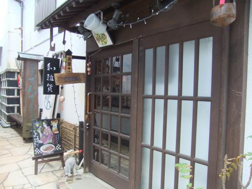 喫茶店DSCF5188