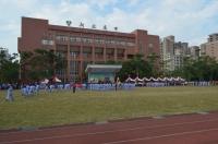 運動会開会式131208