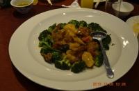 鶏肉ブロッコリー炒め13108