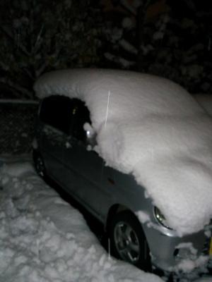 雪まみれMOVE