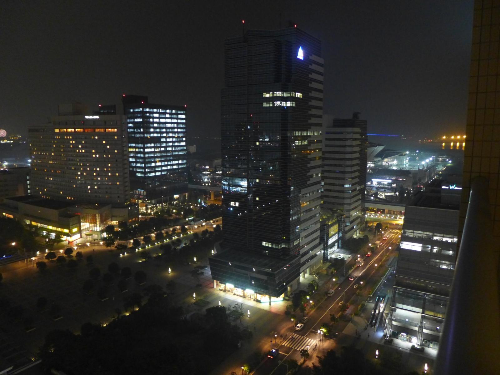 (130810) ホテルより 夜景2