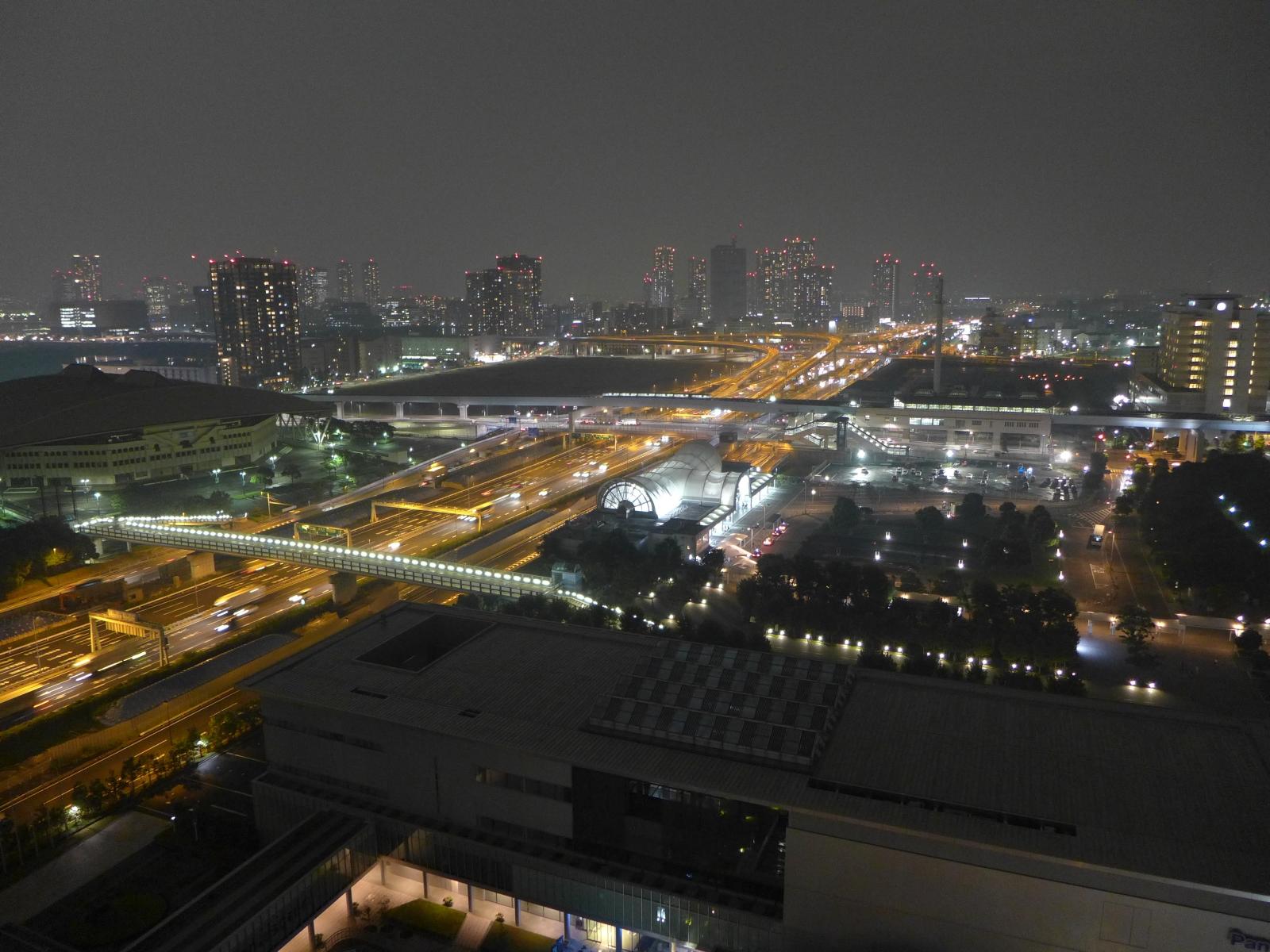 (130810) ホテルより 夜景3