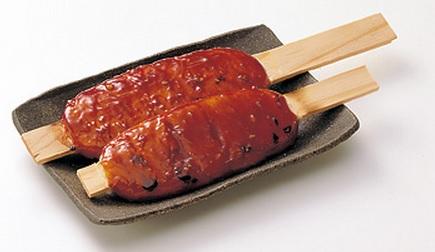 2013-10-23五平餅(八雲団子製)