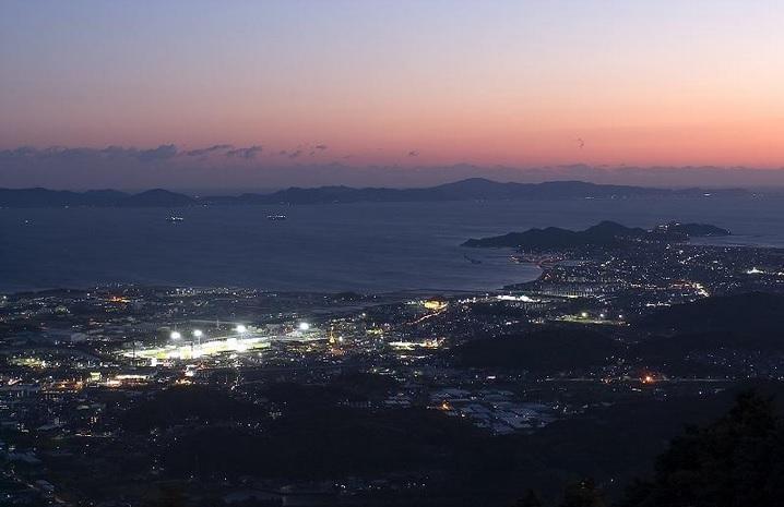 2013-11-15三ヶ根山からの眺望