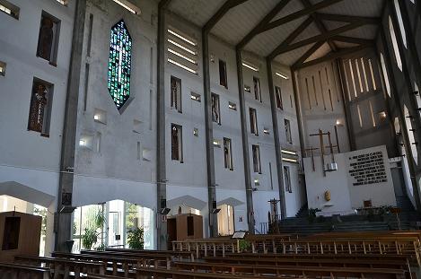 サンカルロ病院教会(Chiesa di santa maria annunciata per L`ospedale S.Carlo Borromeo)