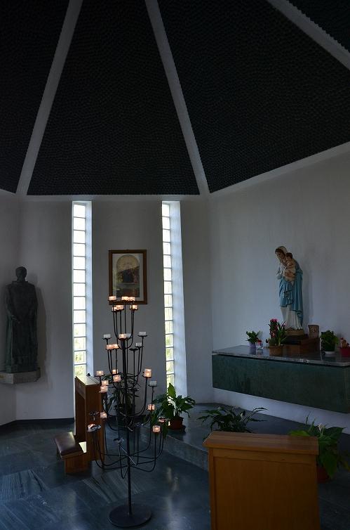 STK 3258 - ミラノ近代建築「サンカルロ病院教会」