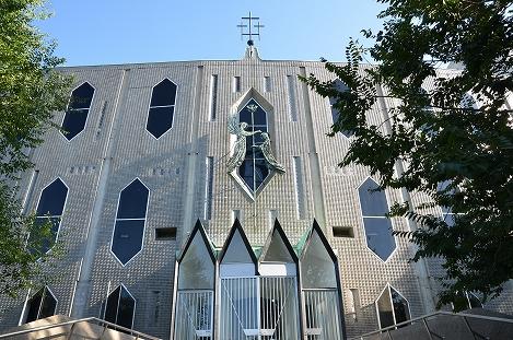 STK 3280 - ミラノ近代建築「サンカルロ病院教会」