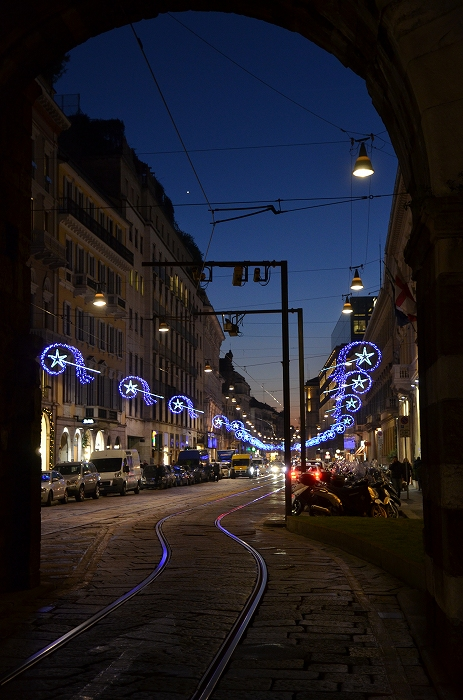STK 4902 - ミラノ・クリスマスの街かど 2013