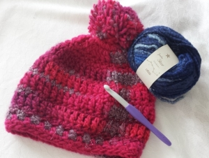 ジャンボ帽子1