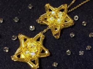 リリアン星ネックレス1