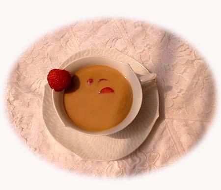 苺ミルクティ-
