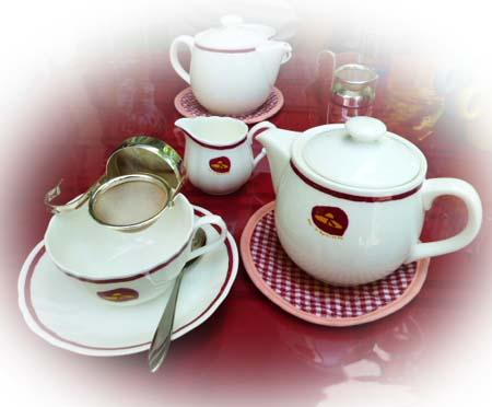 セット紅茶・プリンスオブウェ-ルズ