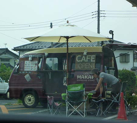MAKAP開店準備中