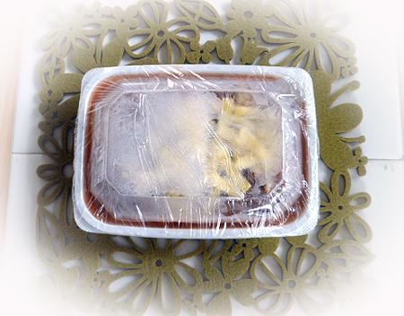 冷凍・納豆ドリア