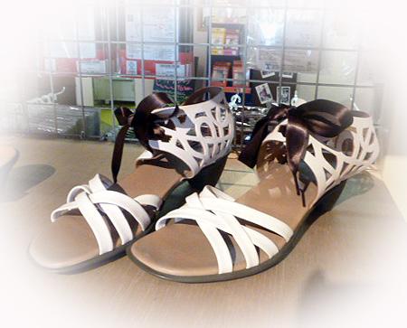 好きな夏靴