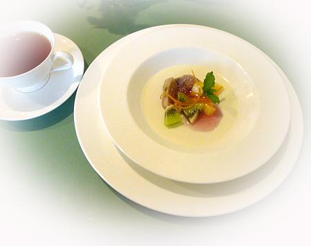 デザ-ト&紅茶