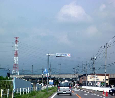 前方 長野新幹線